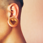 Problémy které mohou nastat při roztahování ucha